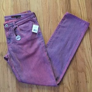 AG Adriano Goldschmied Stilt Jeans